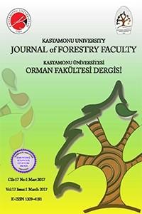Kastamonu University Journal of Forestry Faculty