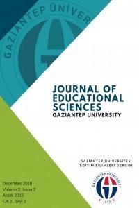 Gaziantep University Journal of Educational Sciences