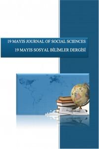 19 Mayıs Sosyal Bilimler Dergisi
