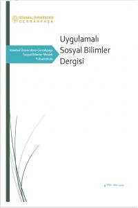 Uygulamalı Sosyal Bilimler Dergisi