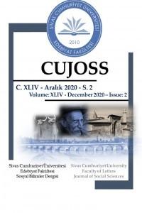 Cumhuriyet Üniversitesi Edebiyat Fakültesi Sosyal Bilimler Dergisi