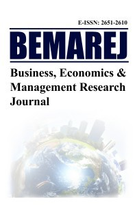 Business Economics and Management Research Journal