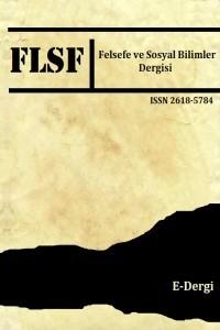 FLSF Felsefe ve Sosyal Bilimler Dergisi