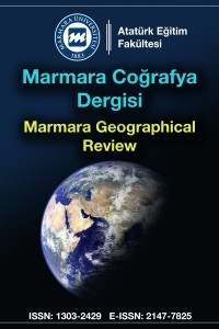 Marmara Geographical Review