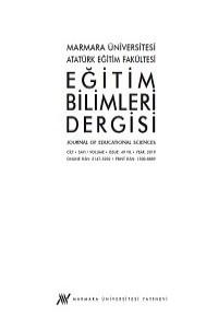 Marmara University Atatürk Education Faculty Journal of Educational Sciences