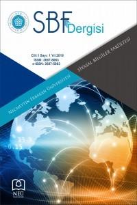 Necmettin Erbakan Üniversitesi Siyasal Bilgiler Fakültesi Dergisi