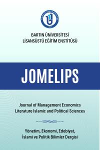 Yönetim Ekonomi Edebiyat İslami ve Politik Bilimler Dergisi