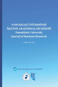 Pamukkale Üniversitesi İşletme Araştırmaları Dergisi