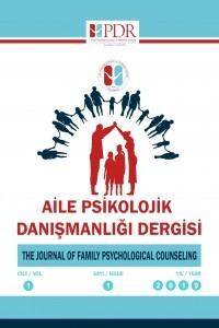 Aile Psikolojik Danışmanlığı Dergisi