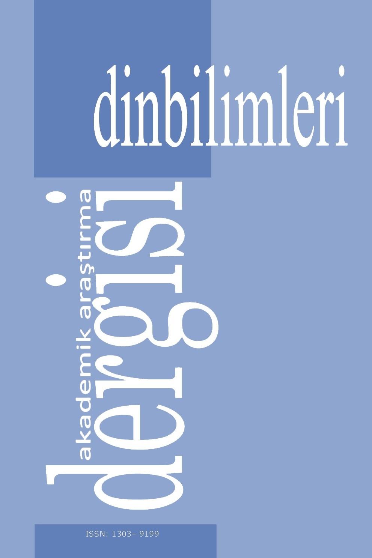 Dinbilimleri Akademik Araştırma Dergisi