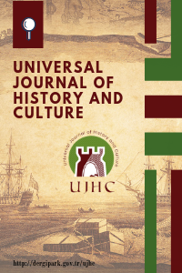 Universal Journal of History and Culture