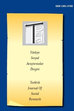 The Journal of Turkish Social Research