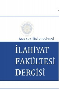 Journal of the Faculty of Divinity of Ankara University