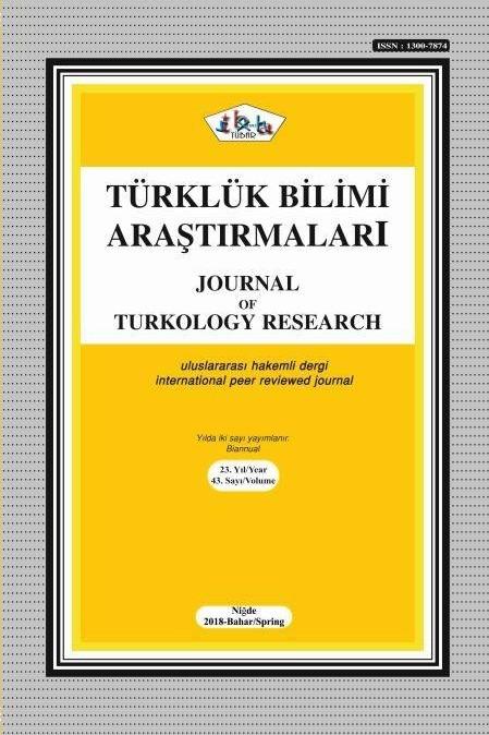 Türklük Bilimi Araştırmaları