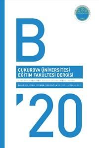 Çukurova Üniversitesi Eğitim Fakültesi Dergisi