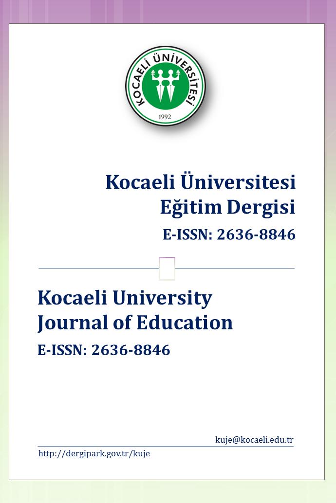 Kocaeli University Journal of Education