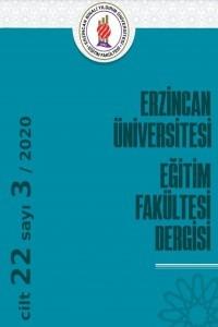 Erzincan Üniversitesi Eğitim Fakültesi Dergisi