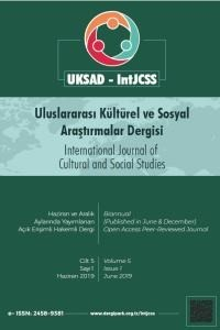 International Journal of Cultural and Social Studies (IntJCSS)