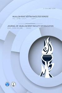 Muallim Rıfat Eğitim Fakültesi Dergisi