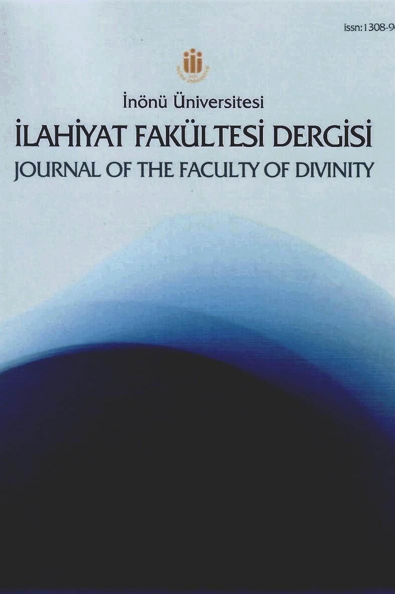 İnönü Üniversitesi İlahiyat Fakültesi Dergisi