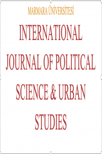 International Journal of Political Science and Urban Studies
