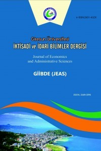Journal of Economics and Administrative Sciences