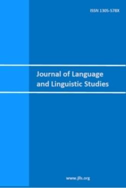 Dil ve Dilbilimi Çalışmaları Dergisi