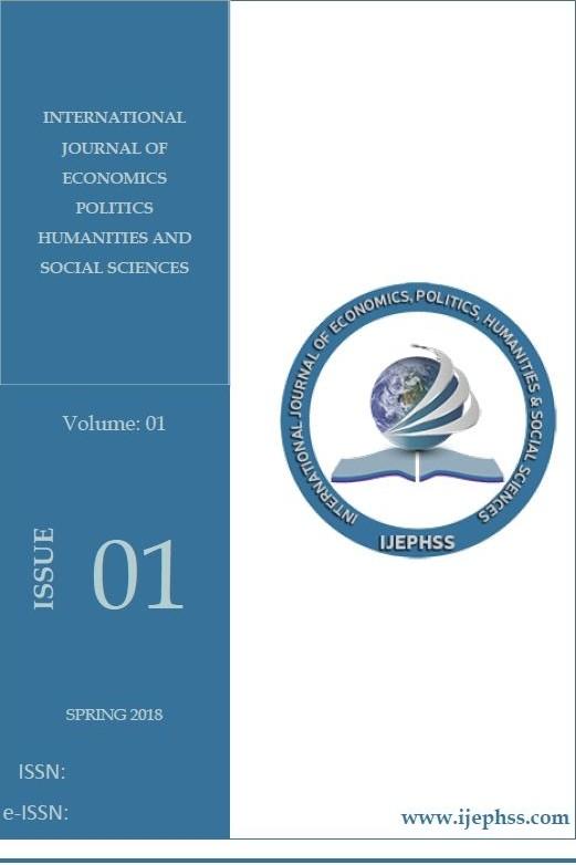 International Journal of Economics Politics Humanities and Social Sciences