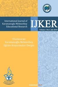 International Journal of Karamanoglu Mehmetbey Educational Research