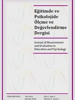 Eğitimde ve Psikolojide Ölçme ve Değerlendirme Dergisi