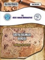 Kilis 7 Aralık Üniversitesi Sosyal Bilimler Dergisi