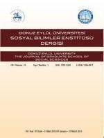 Dokuz Eylül Üniversitesi Sosyal Bilimler Enstitüsü Dergisi